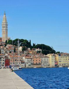 Travel Inspiration   Rovinj, Croatia