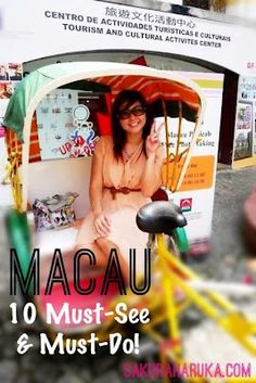 Macau 2012 | 10 Must See and Do Things to Macau