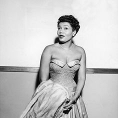 Pearl Bailey,  1954.