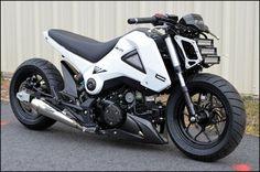 Honda Grom custom