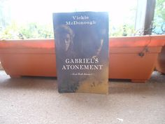 Gabriel's Atonement by Vickie McDonough. Check out my review here: http://spreadinghisgrace.blogspot.com/2015/11/my-bookshelf-gabriels-atonement-by.html