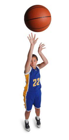 Fundamentals of Basketball Shooting - Part 2