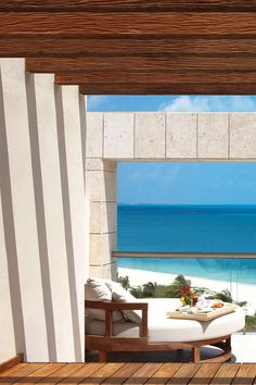 Luxury suites feature private Jacuzzis and furnished balconies or patios. Excellence Playa Mujeres - Adults Only - All Inclusive (Cancun, Mexico) - Jetsetter