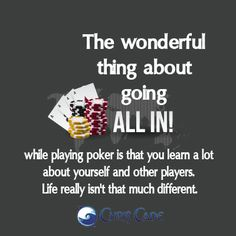 36 Great Quotes Images Frases Playing Card Poker Quotes
