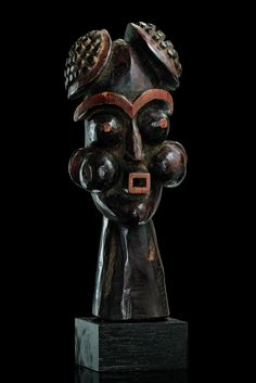 Kamerun Grasland Bamun Kopfaufsatz tu ngünga Prov. Julius Konietzko, Hamburg GVR Archives 0120350
