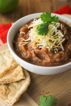 How to make the perfect homemade refried beans