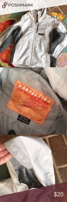 Rain, utility jacket Protection System, Utility jacket, great for rain, like new, shades of grey, great for hiking trips Protection System Jackets & Coats Utility Jackets