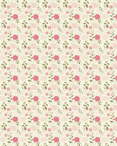 Download Dollhouse Wallpaper Patterns 02