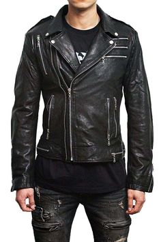 Leather Jacket - Get genuine leather jackets for mens and ...
