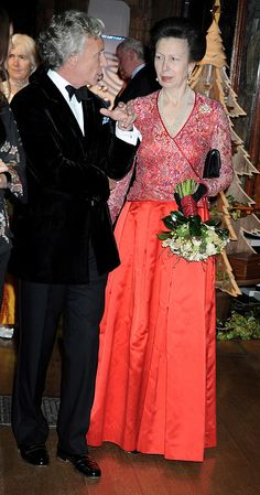 Gordon Campbell Gray and Princess Anne attend the Save the Children Festival of Trees, at the Natural History Museum on December 2008 in London, England. Get premium, high resolution news photos at Getty Images The Queens Children, Save The Children, Princess Elizabeth, Royal Princess, Elizabeth Ii, Lady Ann, Royal Crown Jewels, Queen Pictures, British Royal Families