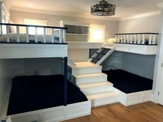 Furniture for Sale in New Jersey - OfferUp - Custom Bunk Beds for Sale in Cape May Court House, NJ – OfferUp La mejor imagen sobre healt para - Bunk Bed Rooms, Bunk Beds With Stairs, Kids Bunk Beds, Cool Bunk Beds, Best Bunk Beds, Build In Bunk Beds, Bunk Beds For Adults, Boys Bunk Bed Room Ideas, Bunkbeds For Small Room