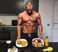Ratgeber für Ernährung und Muskelaufbau!