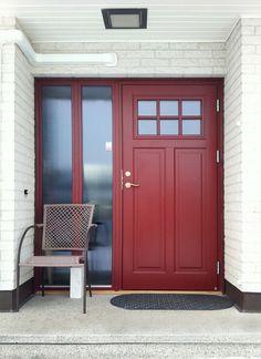 Ytterdörr Ascot 310 G43 SP1:2 Sidoljus med randigt glas House Entrance, Ascot, Garage Doors, Front Doors, Google Images, Building A House, Windows, The Originals, Architecture