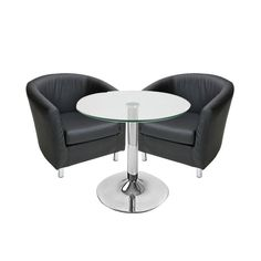 Lounge Package Black  Compact, stylish and modern. This package is perfect for informal meeting setting, exhibition stands and excellent for bar areas and drinking receptions, creating a relaxed scene that is warm and welcoming to all.