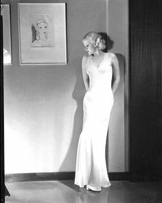 Jean Harlow, 1934