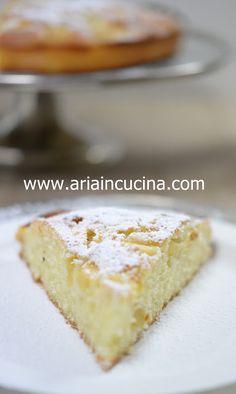 Blog di cucina di Aria: La torta di mele della nonna Diva