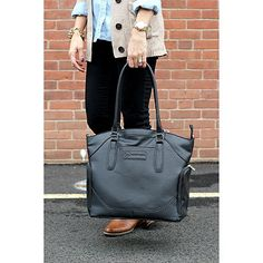 Sarah Wells® Annie Breastpump Bag in Black