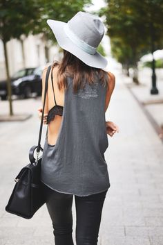lace bra, #ootd, casual street style