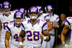Adrian Peterson and the Minnesota Vikings