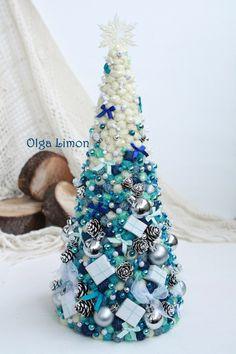 Purple Christmas Tree, Turquoise Christmas, Christmas Minis, Merry Christmas And Happy New Year, Winter Christmas, Christmas Tree Ornaments, Christmas Wreaths, Christmas Crafts, Handmade Christmas Decorations