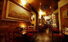 Restaurant London / places to visit in London / Le Garrick – a slice of France in Covent Garden