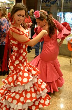 Learn the Secrets of Sevillanas and Rumba Flamenca