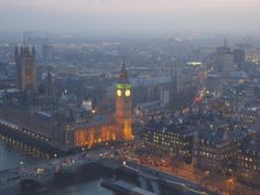 Explorando o mundo: Londres, Lisboa, Madrid, Paris