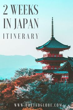 Best of Japan in 2 Weeks - An Itinerary - How to see the best of Japan in 2 weeks? Read our ultimate 2 weeks in Japan itinerary for things to - Go To Japan, Visit Japan, Japan Travel Guide, Asia Travel, Tokyo Travel, Travel Advice, Travel Guides, Hiroshima, Nara