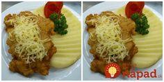 Výborné jedlo, ktoré si z času na čas radi doprajeme. Úplne najlepšie chutí so zemiakovou kašou.
