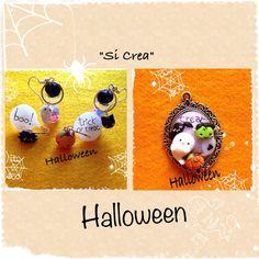 Halloween Creations. Fimo Handmade. Fimo creazioni. Fimo ideas