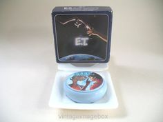 Vintage Avon E.T. & Elliott Decal Soap 1980s by VintageImageBox