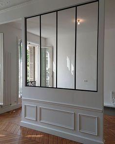 Banquette Design, Home Interior Design, Interior Decorating, Georgian Homes, Door Wall, Entrance Hall, Kitchen Design, Sweet Home, Flooring