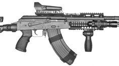 FAB Defense AGR-47