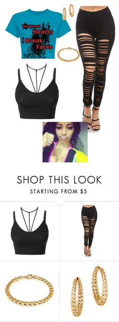 """""""💵Marissa Dorado 💵 History on SD Live"""" by lsd-and-halloweencandy ❤ liked on Polyvore featuring LE3NO, Bling Jewelry and John Hardy"""