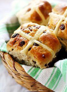 Hot Cross Buns - Good Friday recipe