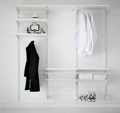 Clothes Storage System: Remodelista