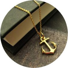 Gold Anchor.