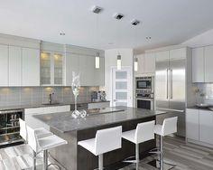 Designer Heather Stevens with KitchenCraft 2013 NKBA Ottawa Design Excellence Awards   #kitchen #interiordesign #ottawa #designawards #design # modernkitchen #designer #designcontest #tiles #peopleschoice #interior
