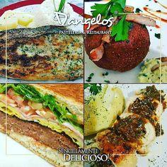 Un menú variado con la calidad y mejor atención que ya conoces en #Guayana.  CCC Alta Vista II.  Orinokia Mall.  #SencillamenteDelicioso #gastronomia  #gourmet #cafe #restaurante  #menú  #puertoordaz #instafood @dangeloscafe