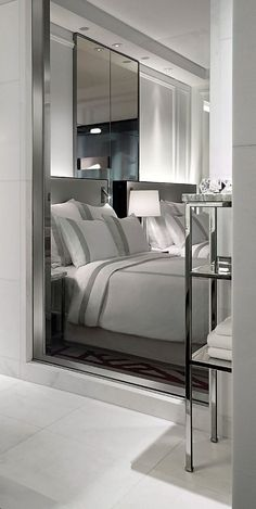 Baccarat Hotel NY, Bedroom Decor Ideas, Home Decor Ideas, bedroom design, Decor Ideas, Luxury Design, master bedroom, Find out more inspiring decor… | Pinterest