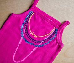 Prachtig persoonlijk rompertje - Iris Steevens - Bedrukking - Bedrukt textiel