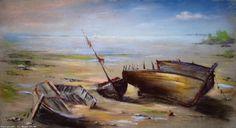 Oeuvre >> Breton Michel >> Fin du voyage
