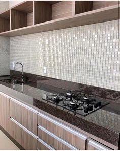Excellent modern kitchen room are readily available on our web pages. Have a look and you wont be sorry you did. Home Decor Kitchen, Contemporary Kitchen Design, Kitchen Furniture Design, Kitchen Room Design, Kitchen Modular, Kitchen Room, Interior Design Kitchen Small, Contemporary Kitchen, Kitchen Remodel Cost