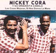 Mickey Cora - Como Cambian Las Cosas (LP+CDR)