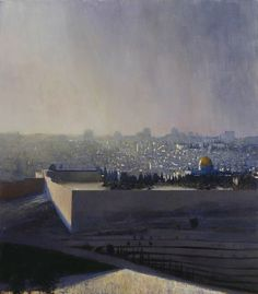 Andrew Gifford Al Aqsa Mosque, Afternoon Light