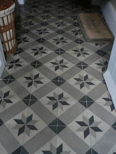 Carreaux ciment - Charme & Parquet