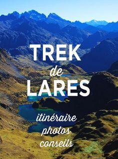 Trek au Pérou: Lares est une des options alternatives les moins fréquentées au Chemin Inca ou Inca Trail. L'itinéraire permet de découvrir les anciens sentiers incas en passant à travers des petites communautés des Andes.