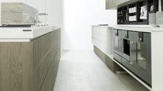 Emotions® de Gamadecor: acabados que se adaptan a las cocinas más actuales Porcelanosa
