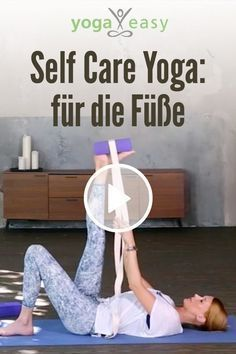 Yoga for the Feet: These yoga exercises . Yoga for the Feet: These yoga exercises relax, stretch, strengthen and mobilize your feet. Quick Weight Loss Tips, Weight Loss Help, Lose Weight At Home, Need To Lose Weight, Reduce Weight, Yin Yoga, Yoga Meditation, Yoga Flow, Ashtanga Yoga