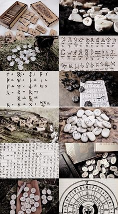 Hogwarts subjects | Ancient Runes